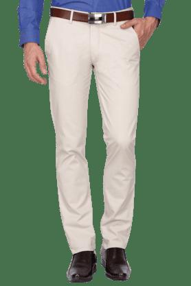 ARROW SPORTMens Slim Fit Solid Chinos