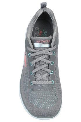 SKECHERS - GreySports Shoes & Sneakers - 2