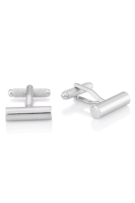 SHAZE Steel Bar Cufflinks