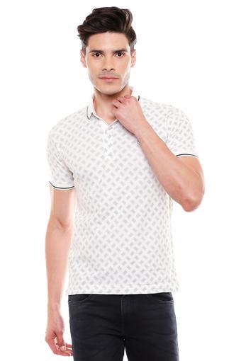 MUFTI -  WhiteT-shirts - Main