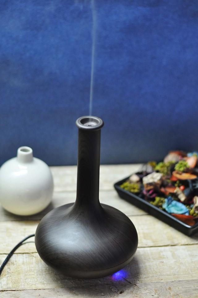 Solid Conical Electric Diffuser