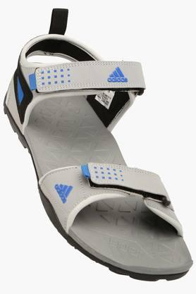 ADIDASMens Casual Velcro Closure Sandals
