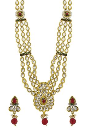 SIARasrawa Long Necklace Set - 16423