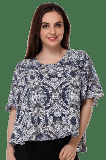 PURYS -  NavyT-Shirts - Main