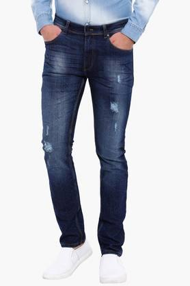 BLUE SAINT Mens Slim Fit Jeans - 201956851