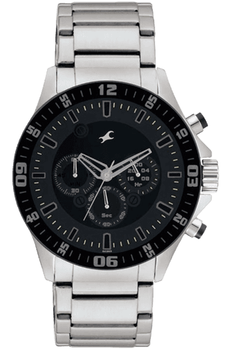 2304b76c2 Fastrack Men's Watch with 20% Off