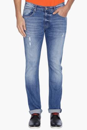 Pepe Jeans (Men's) - Mens 5 Pocket Stretch Jeans