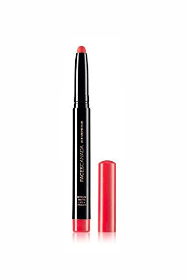 Ultime Pro Hd Intense Matte Lips + Primer - 1.4 gm