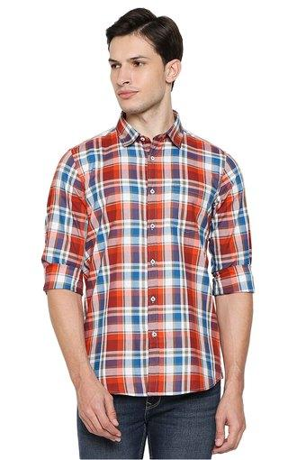 LEE COOPER -  RedCasual Shirts - Main