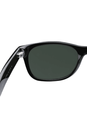 Mens Rectangular Full Rim Sunglasses-213290152
