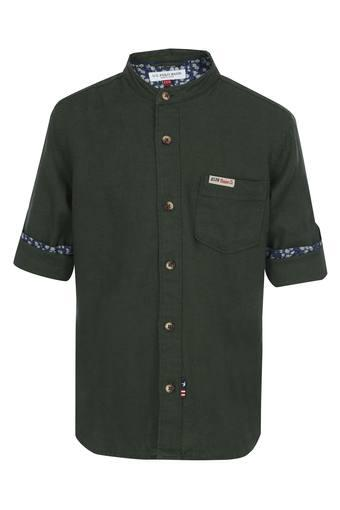U.S. POLO ASSN. -  OliveTopwear - Main