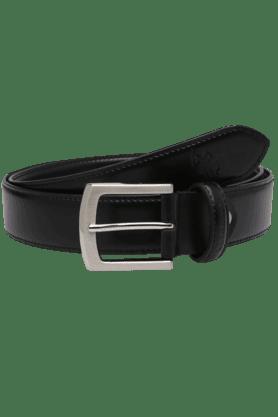 U.S. POLO ASSN.Mens Leather Formal Belt - 9695845