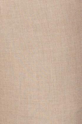 RAYMOND - FawnFormal Trousers - 5