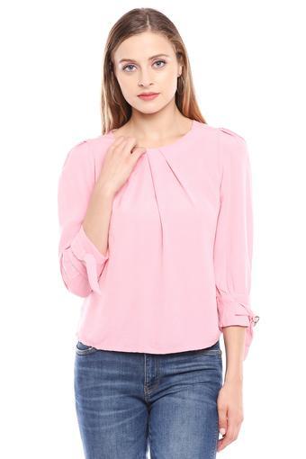 LATIN QUARTERS -  PinkT-Shirts - Main