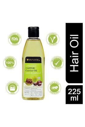 Coldpressed Castor Carrier Oil - 225ml
