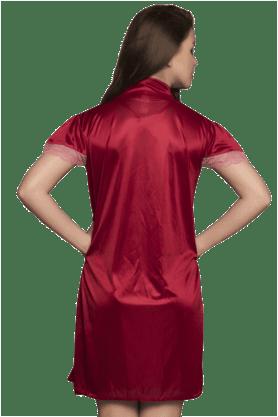 2 Pc Premium Satin Nightwear