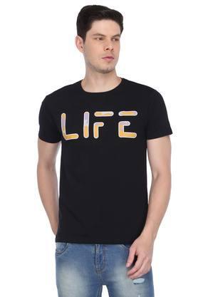 LIFE - BlackT-Shirts & Polos - Main