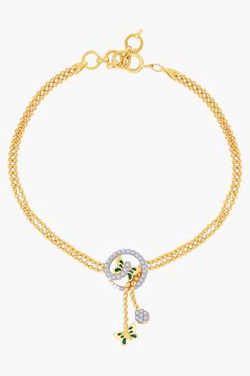 Womens Mine Diamond Bracelet