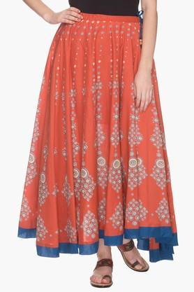 IMARAWomens Printed Skirt - 201785804