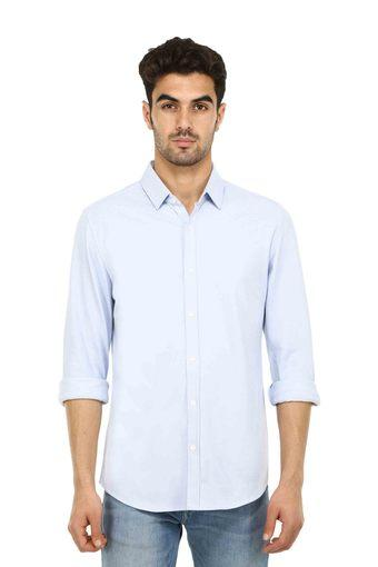 UNITED COLORS OF BENETTON -  BlueCasual Shirts - Main