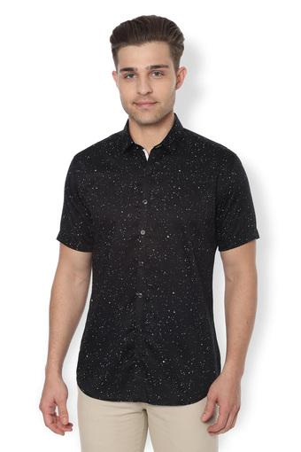 VDOT -  BlackFormal Shirts - Main