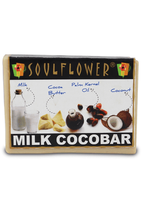 SOULFLOWER Milk Cocobar - Soap