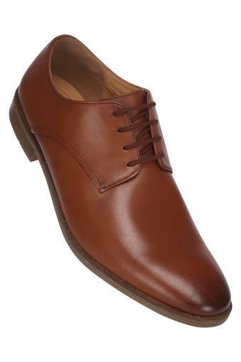 CLARKS -  TanFormal Shoes - Main