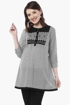NINE MATERNITY Maternity Tunic