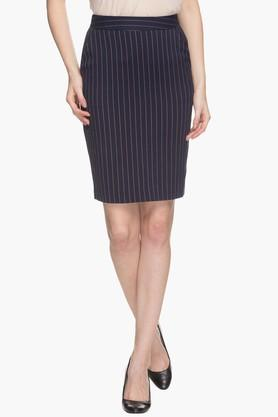 VERO MODA Womens Striped Skirt