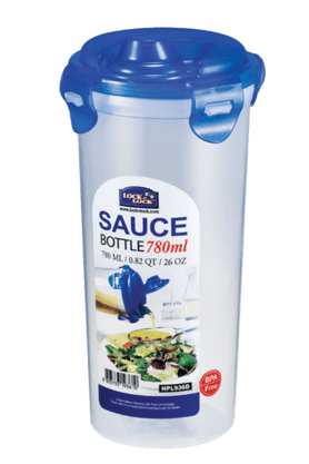 LOCK & LOCK Classics Tall Round Sauce Container - 780ml