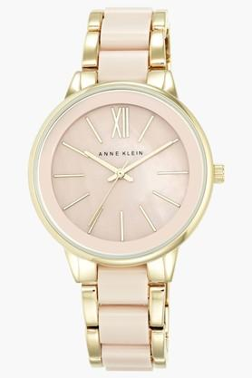 Blush Mother of Pearl Dial Womens Watch- AK1412BMGBJ