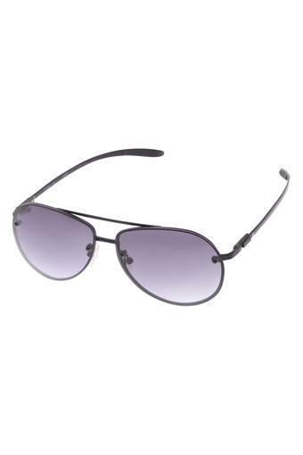 Mens Aviator UV Protected Sunglasses - GC330BK1