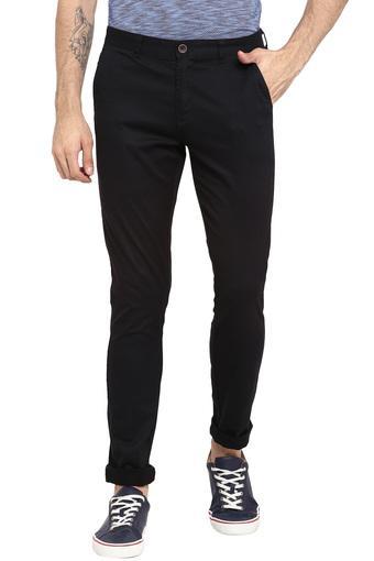 FRATINI -  NavyCasual Trousers - Main