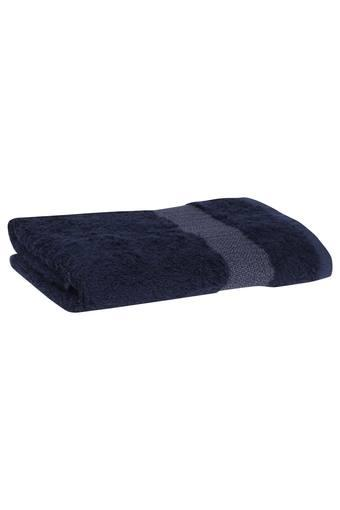 PORTICO -  Blue Hand & Face Towel - Main