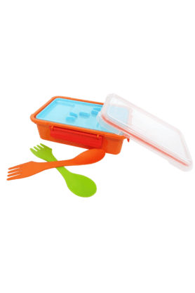 WONDERCHEF Lockit Lunch Box With Cutlery Set