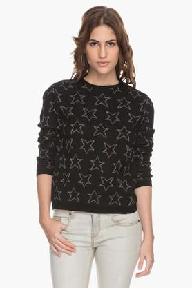 LIFEWomens Printed Sweatshirt
