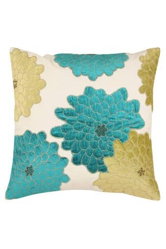 C233 -  Green Mix Cushion Cover - Main