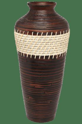 BACK TO EARTHBamboo Medium Vase