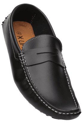 LIFE Mens Casual Leather Slipon Shoe