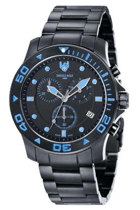Swiss Eagle: Upto 50% Off on Watches