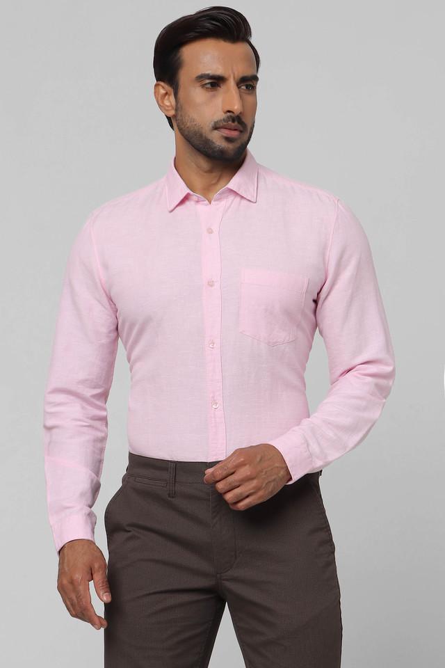 FRATINI - PinkFormal Shirts - Main
