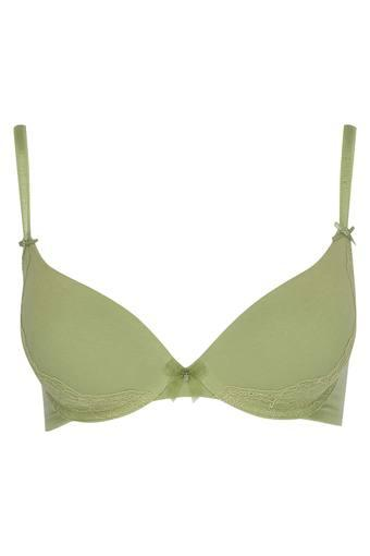 NAYOMI -  Green Beginner Bra - Main