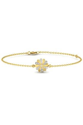 SPARKLESHis & Her Collection 92 Kt His & Her Diamond Bracelets In 925 Sterling Silver Diamond HHRK10906-92KT