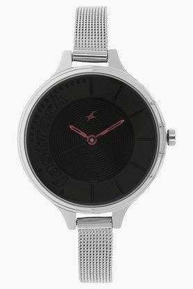 Fastrack Womens Black Dial Analogue Watch image