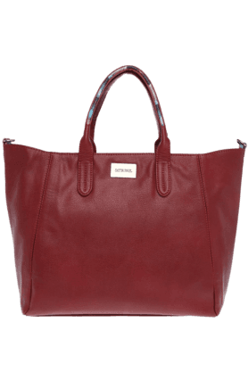 SATYA PAUL Womens Tote Handbag