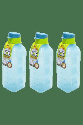 LOCK & LOCKIce Fun And Fun Fridge Bottle - 1 Litre (Set Of 3)