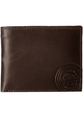 SWISS MILITARY Brown Men's Wallet (LW-9)