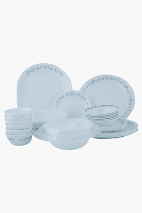 CORELLE Country Cottage (Set Of 30) - Dinner Set