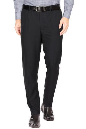PARK AVENUE -  Dark BlueFormal Trousers - Main