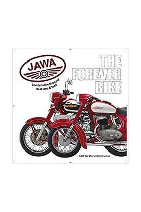 Jawa The Forever Bike